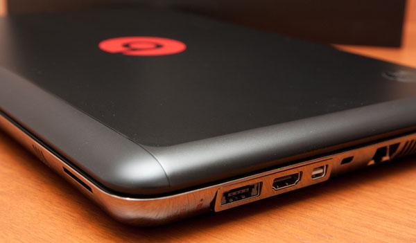 HP Envy 14-1154CA édition Beats Audio port HDMI eSATA/USB réseau