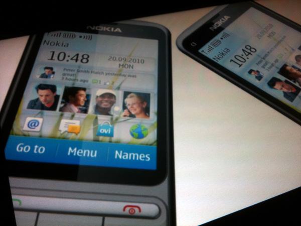 iBurger pub Nokia