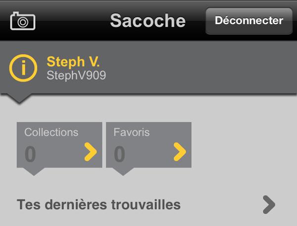 App SAT Invisible Profil Sacoche