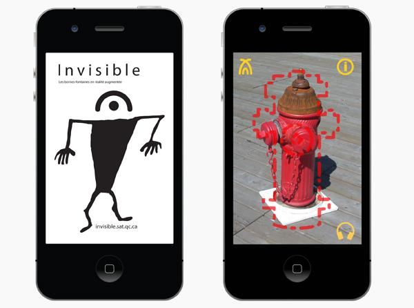 Application Invisible borne-fontaine