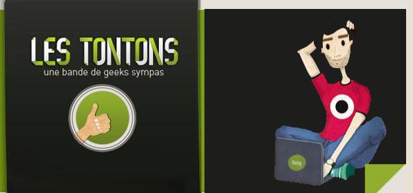 Les Tontons - Un réseau de talents du web disponible pour tous types de projets
