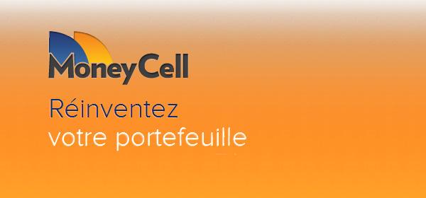 MoneyCell Logo Réinventez votre portefeuille