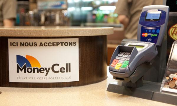 MoneyCell Terminal