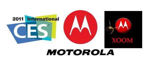 Motorola au CES 2011