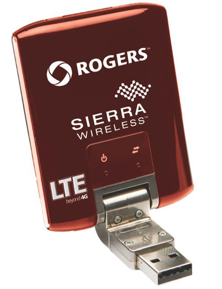 Rogers Clé LTE Sierra Wireless