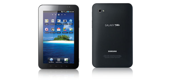 Samsung  Galaxy Tab chez Bell et Rogers
