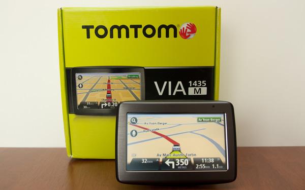 TomTom VIA Series Box / Boite Série VIA