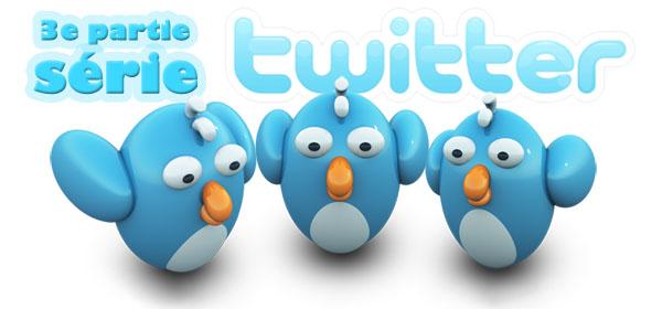 Serie Twitter - 3e partie : Le langage des initiés