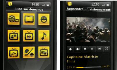 videotron, illico, mobile réseau, 3g, données, télévision, chaines, enregistreur, numérique