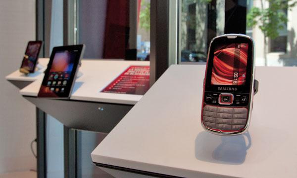 Virgin Samsung Gravity 3