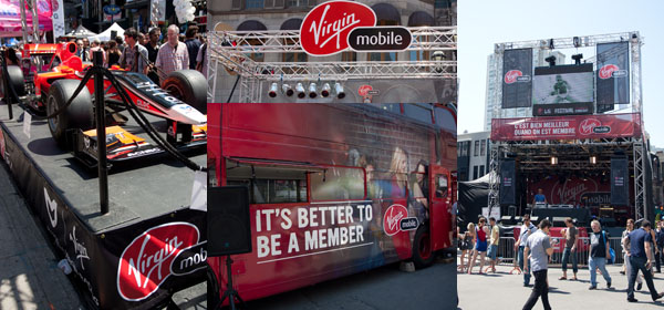 Virgin Mobile F1 Crescent