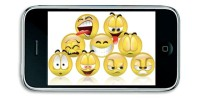 Le dossier Emoji : à l'affiche sur iOS4