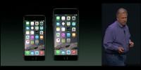 Apple lance les iPhone 6 et iPhone 6 Plus