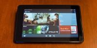Mésaventures avec la Kindle Fire d'Amazon