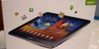[Test] Samsung Galaxy Tab 10.1 : la plus sexy des tablettes Android!