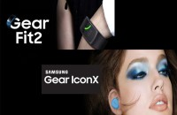 Gear Fit2 et IconX: Samsung veut vous mettre en forme!